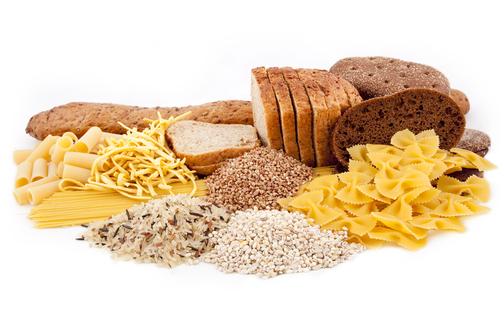 5. Cut down on carbohydrates