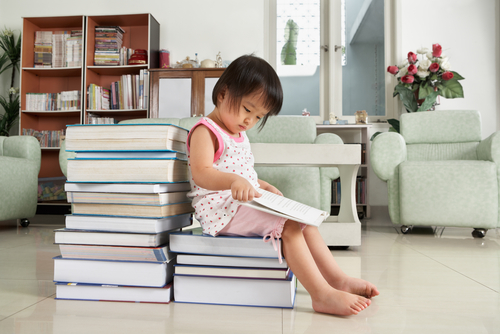 1. Make reading a daily routine