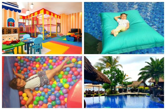 4. Kids Club and other fantastic facilities