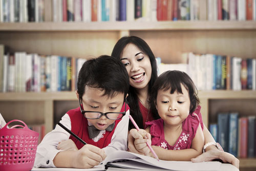 1. What is your child's learning style?