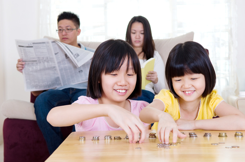7. Don't bribe your kids to do well
