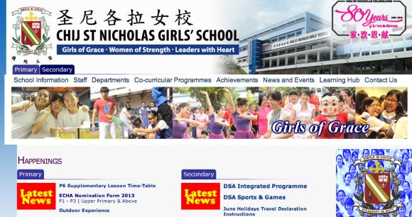 Top 10 trường trung học cơ sở ưu tú ở Singapore