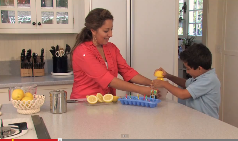3. Involve Your Child In The Food Preparation Process