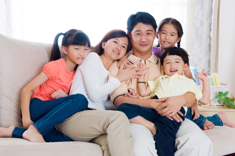 10. Have lots of fun and happy moments as a family