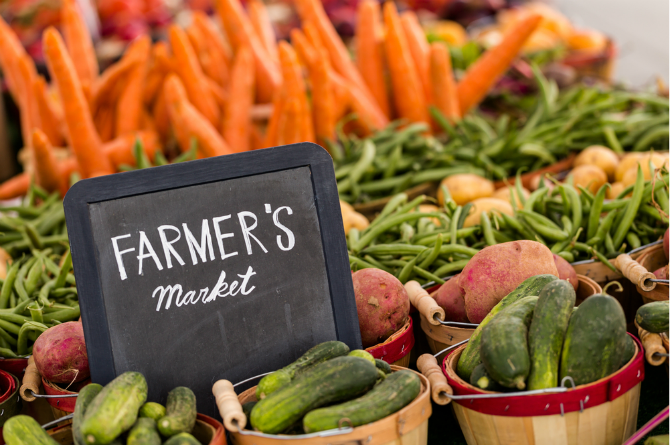 4. Visit Singapore's very own farmers' market