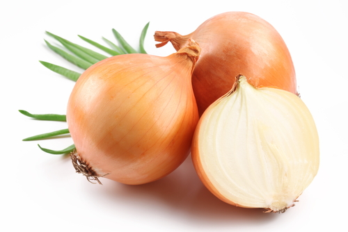 10. Tearing for onions