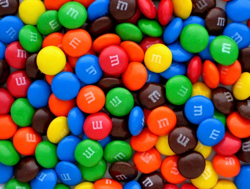 8. The M&M game