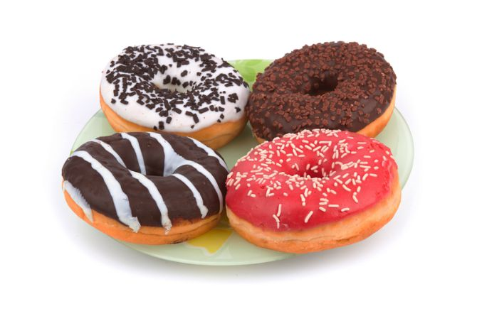 donuts 10 Worst Snacks for Kids
