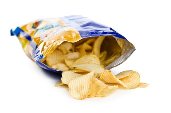 Potato Chips Unhealthy Snacks For Kids 10 Worst