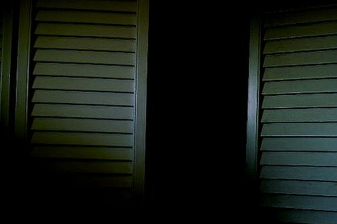 3. Kelly in the Closet
