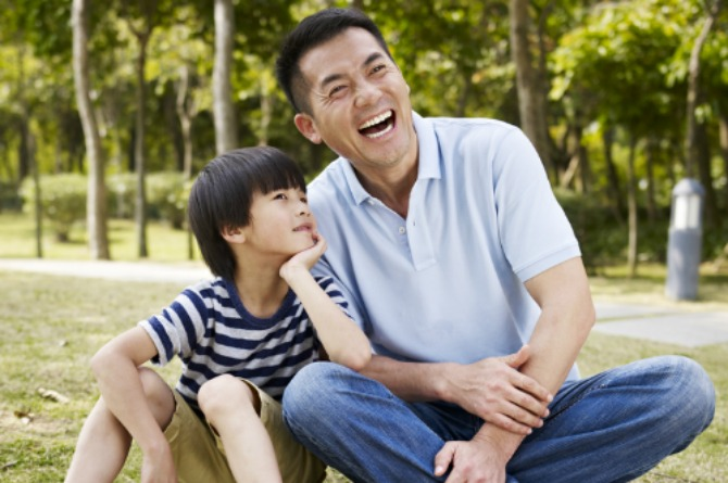 11 things only dads can teach their boys