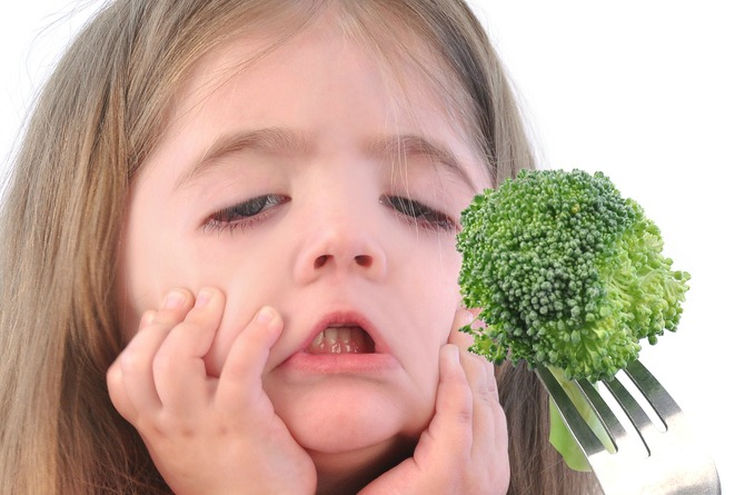 #9 How much you actually hate broccoli (shhh… don't tell the kids!)