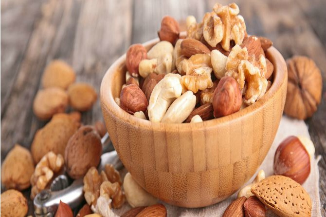 Whole nuts