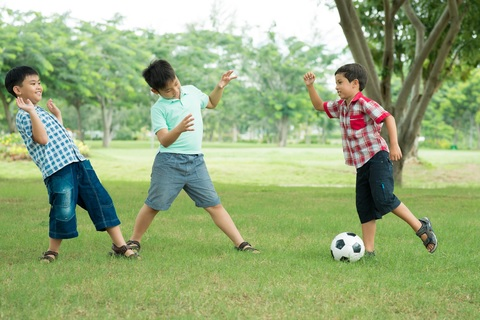 17. Sports camps for sporty youngsters