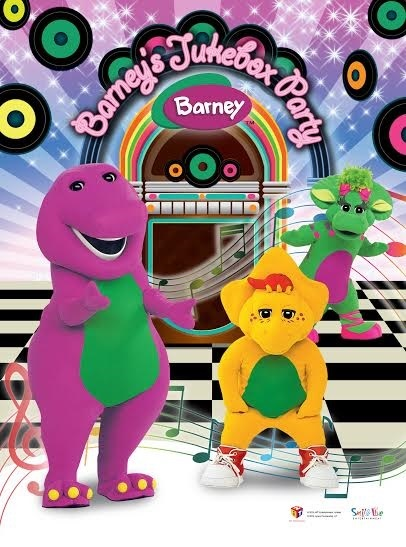 6. Meet Barney and more at City Square Mall