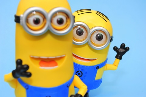 19. Roadtrip with the Minions