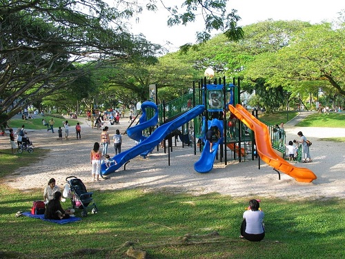 14. Head to Pasir Ris Park for a picnic