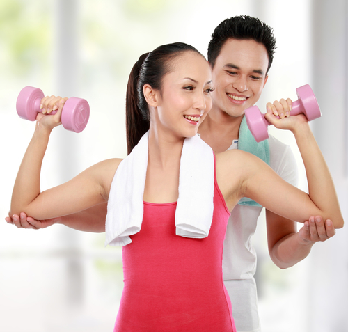 6) Work out