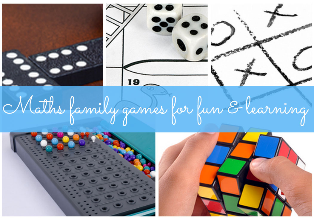 Math family games