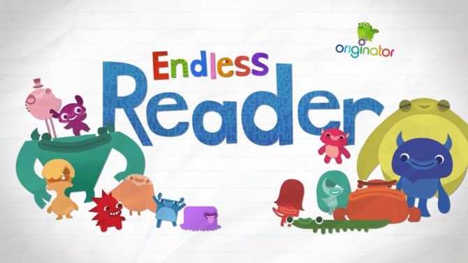 1. Endless Reader, FREE