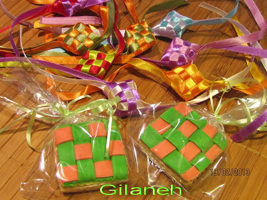 5 door gift ideas for hari raya open house for Idea for door gift