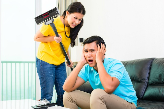 5 most common household fights and ways to avoid them