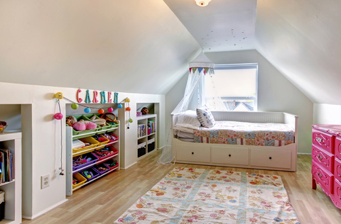 5 tricks for your kid to keep the room clean!