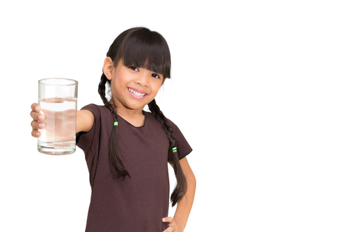 Give your child more fluids