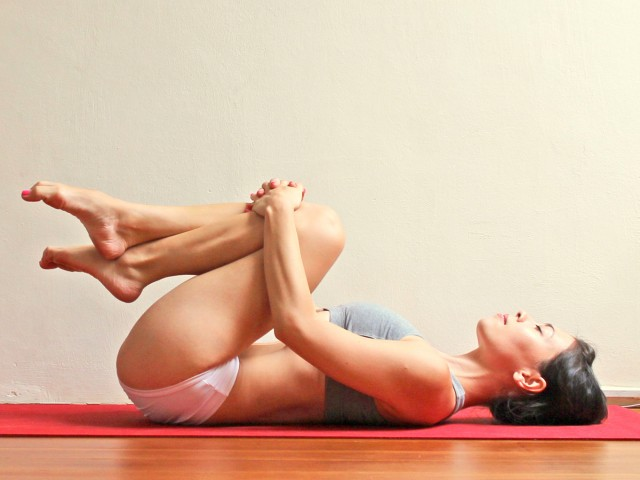 lose weight yoga