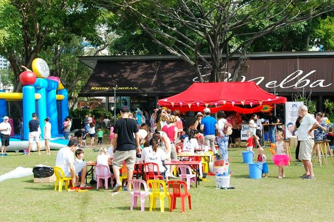 6 Best Baby Shower Places In Singapore