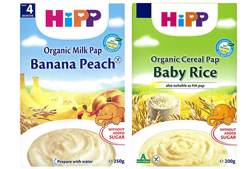 Hipp First Food For Baby