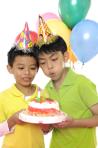 Here are some guidelines for the etiquette of attending someone's birthday party