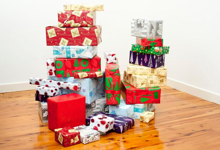 4. Bring a gift