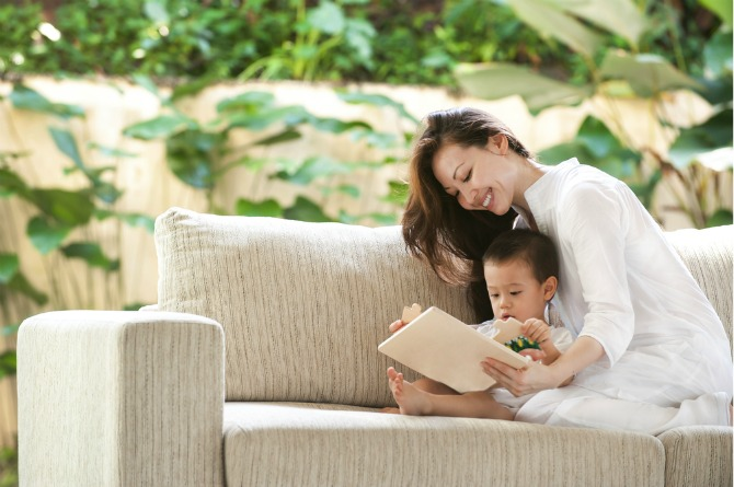 5. Have a timeout with your kid every day