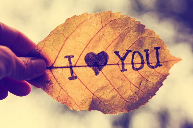 #6Say 'I love you'