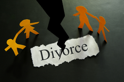 How to tell your kids about the divorce