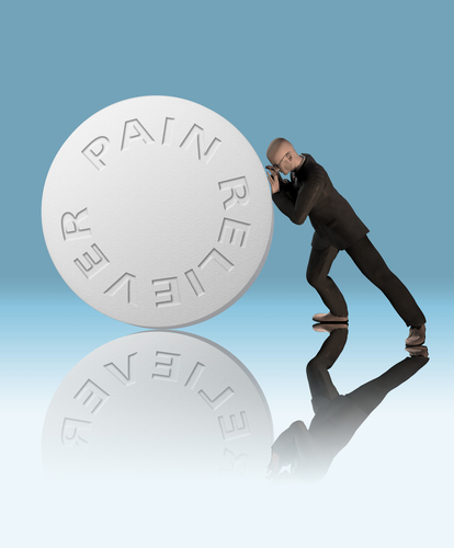 5. Pain relief