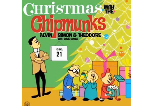 Christmas Don't be Late by Alvin and the Chipmunks