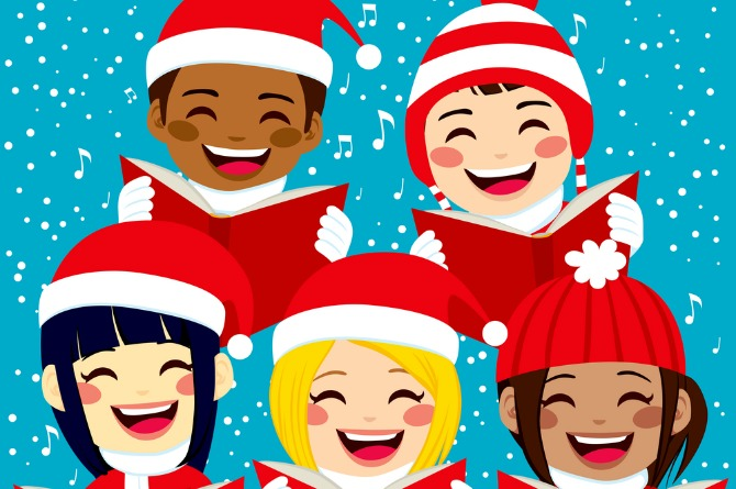 7 classic Christmas songs for kids