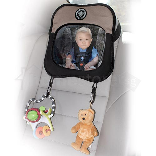 2. Prince Lionheart Baby View Mirror
