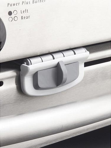 6. Safety 1st Oven Front Lock
