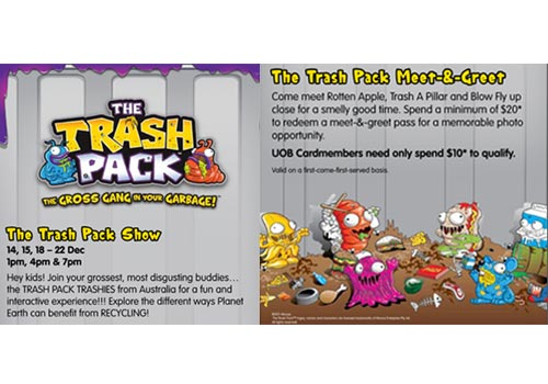 2. The Trash Pack