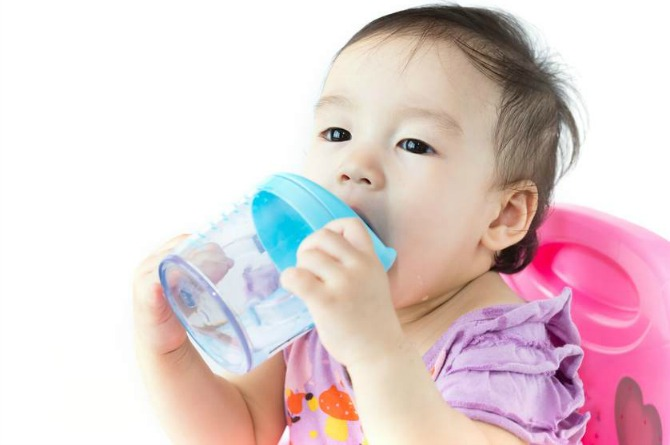6. Sippy cups