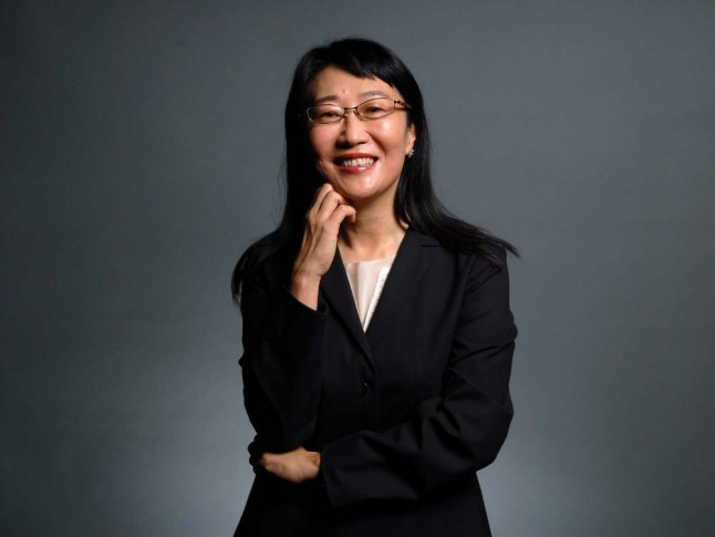Cher Wang, CEO & Co founder of HTC