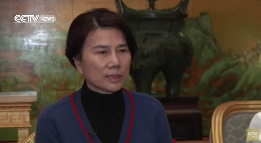 Dong Mingzhu, Chairwoman and President of Gree Electric Appliances Inc.
