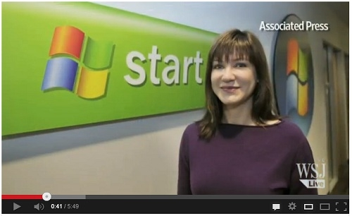 Julie Larson-Green, Chief Experience Officer, Microsoft
