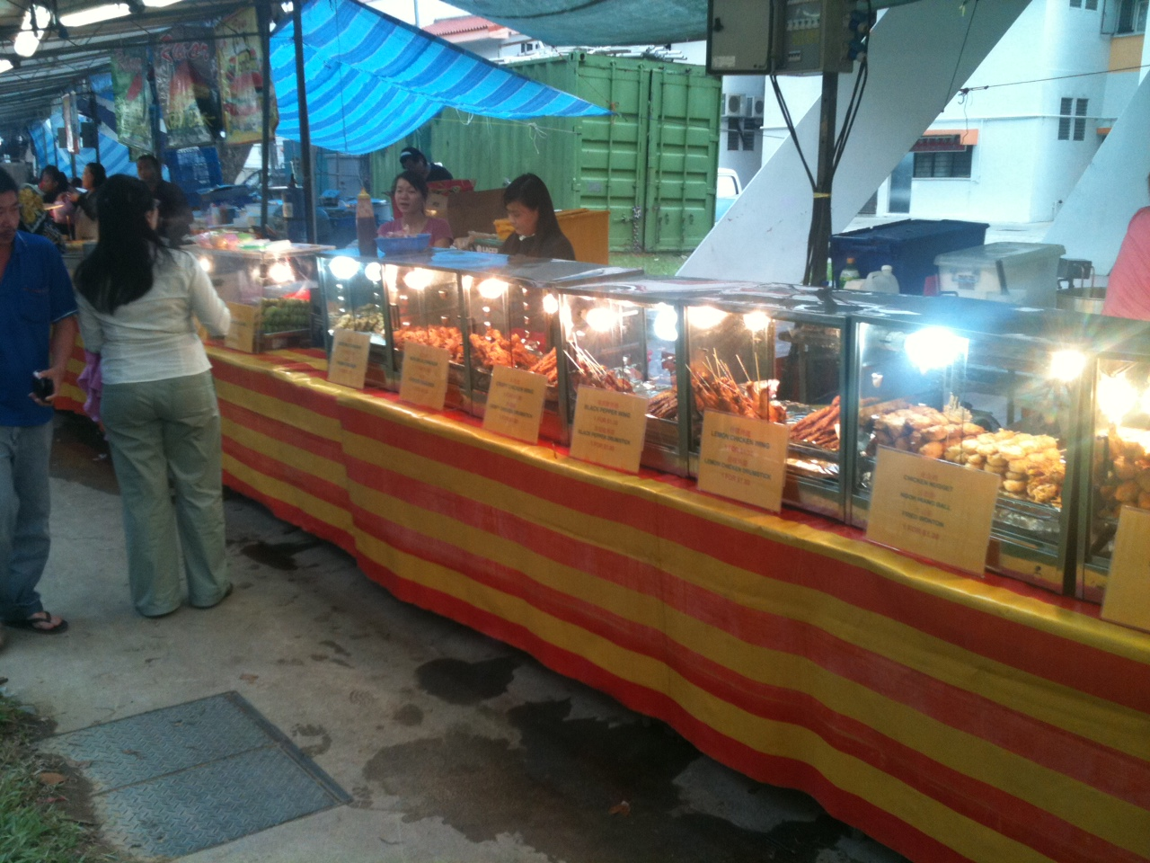 7 must try pasar malam foods in Singapore!
