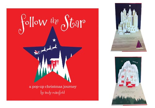 5. Follow the Star by Andy Mansfield