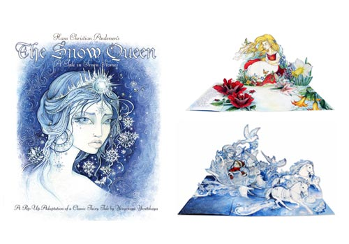 3. The Snow Queen by Hans Christian Andersen
