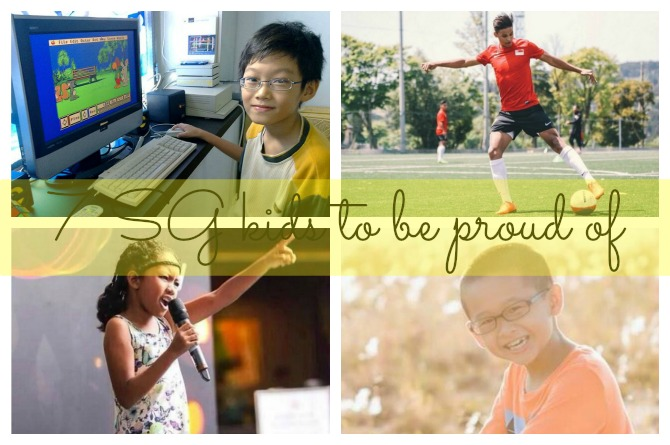 7 SG Kids We Should Be Proud Of